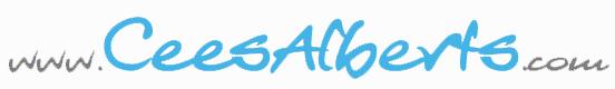 Cees Alberts Logo